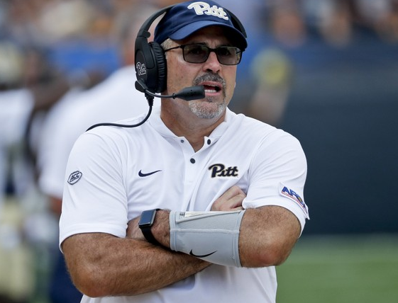 Pat Narduzzi closes out his fourth season as head coach at Pitt with a record of 7-7.