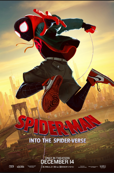 Spiderman: Into the Spider-Verse sets new standards for not only animated movies, but for further entries in the Marvel cinematic universe.