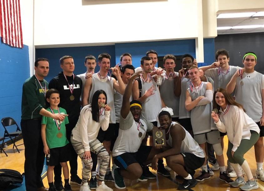 The St. Gabe's CYO basketball team claimed the CYO diocesan championship Sunday night, improving the Gators' record to 19-0 on the season.