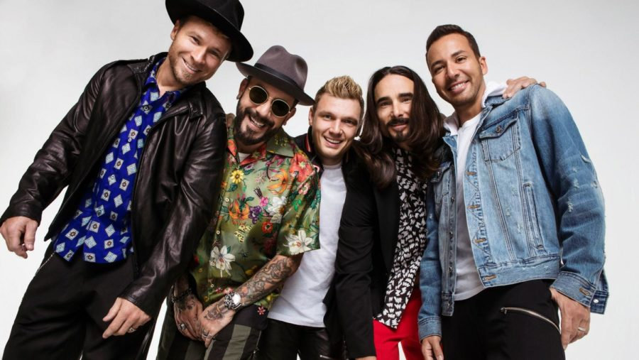 The Backstreet Boys had time to think about their next album and a new approach to the rapidly changing music industry as they toured the world promoting their last album, In a World Like This.