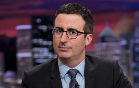 Last Week Tonight, hosted by former Daily Show cast member John Oliver, offers a comedic take on the depressing news of today's society.