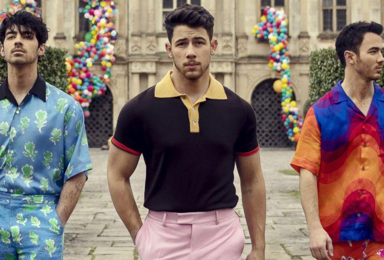 "The Jonas Brothers' new single, ""Sucker,"" came out at midnight and already is No. 1 in trending on YouTube."