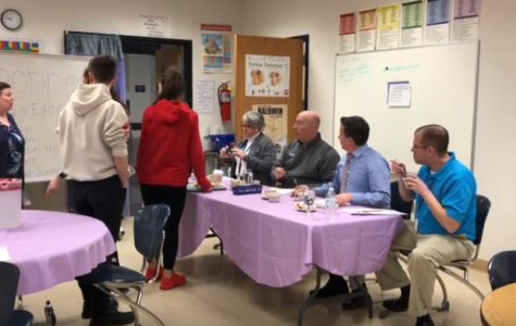 VIDEO STORY: Cooking class competes in soup challenge