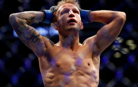 Dillashaw to relinquish belt amid failed drug test