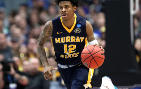 Morant and Murray State create new Cinderella story