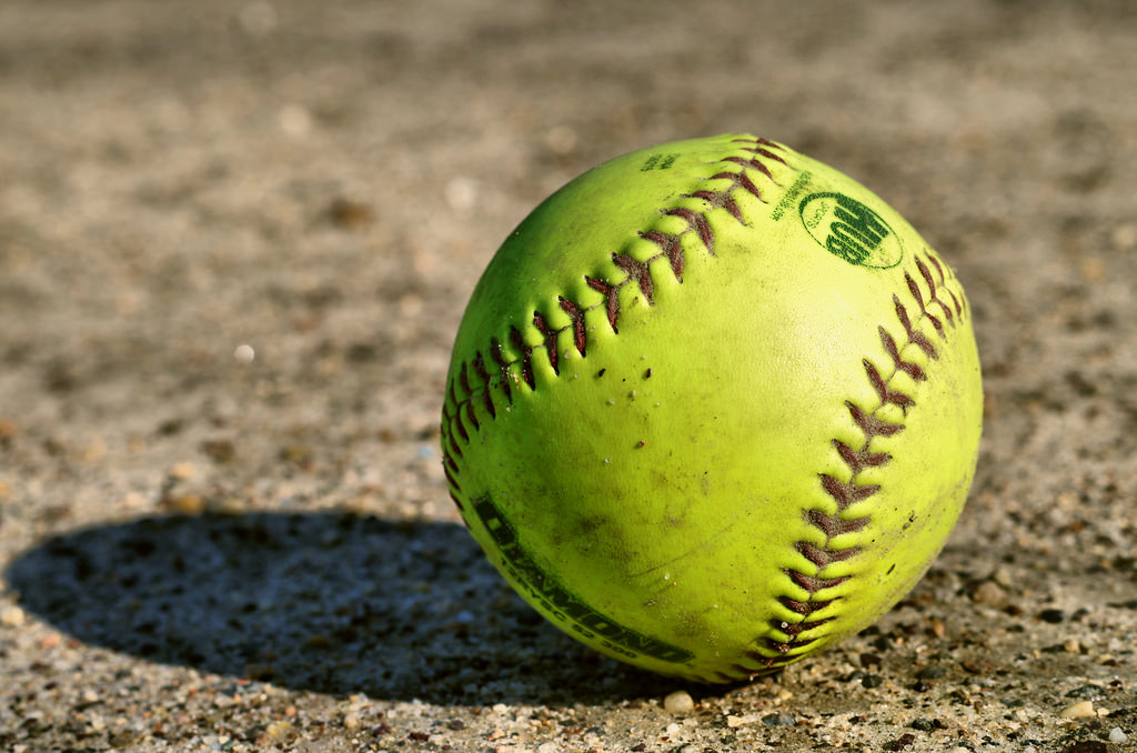 The girls softball team season comes to an end against Hempfield.
