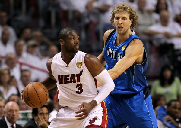 Dirk Nowitzki and Dwyane Wade are two NBA legends that will surely be Hall of Famers.