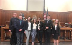 Mock trial team tackles opioid case