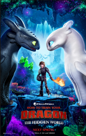 How to Train Your Dragon: The Hidden World is one of the rare occasions where a series truly builds and builds to an incredible climax, one that audiences will not want to miss.