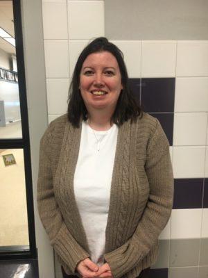 Baldwin teacher Beth Fochtman encourages kindness in honor of her son, Logan.