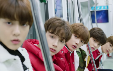 New group TXT debuts under BigHit Entertainment