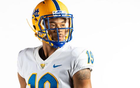 New uniforms symbolize new era for Pitt