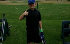 Fourth grade golfer prepares to compete at Augusta