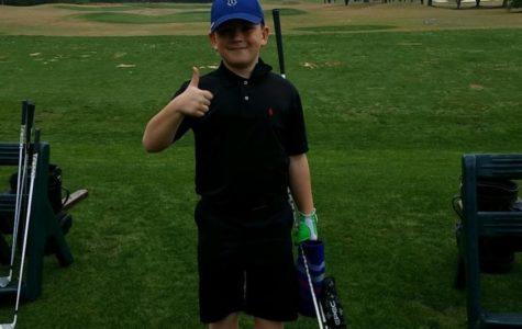 Fourth grade golfer prepares to compete at Augusta