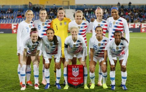 USWNT looks to defend World Cup title this summer