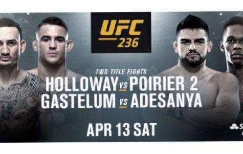 UFC 236 to crown two interim champions