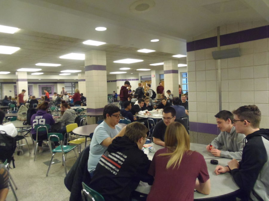 The district will look into the possibility of letting students eat elsewhere, as a part of a proposal that also could include the creation of an advisory period.