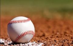 The boys baseball team lost to Pine Richland on Monday night.