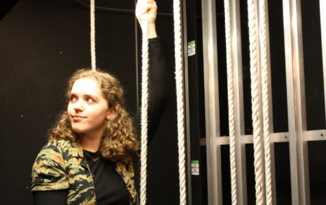 Stage crew keeps musical running smoothly