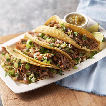The Purbalite | These tacos aren't just for Tuesdays