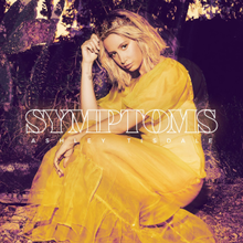 Ashley Tisdale expressed her past issues with her newest release, Symptoms