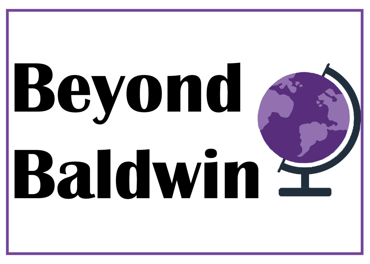 The `Beyond Baldwin' podcast features discussions with students, staff who are world travelers.