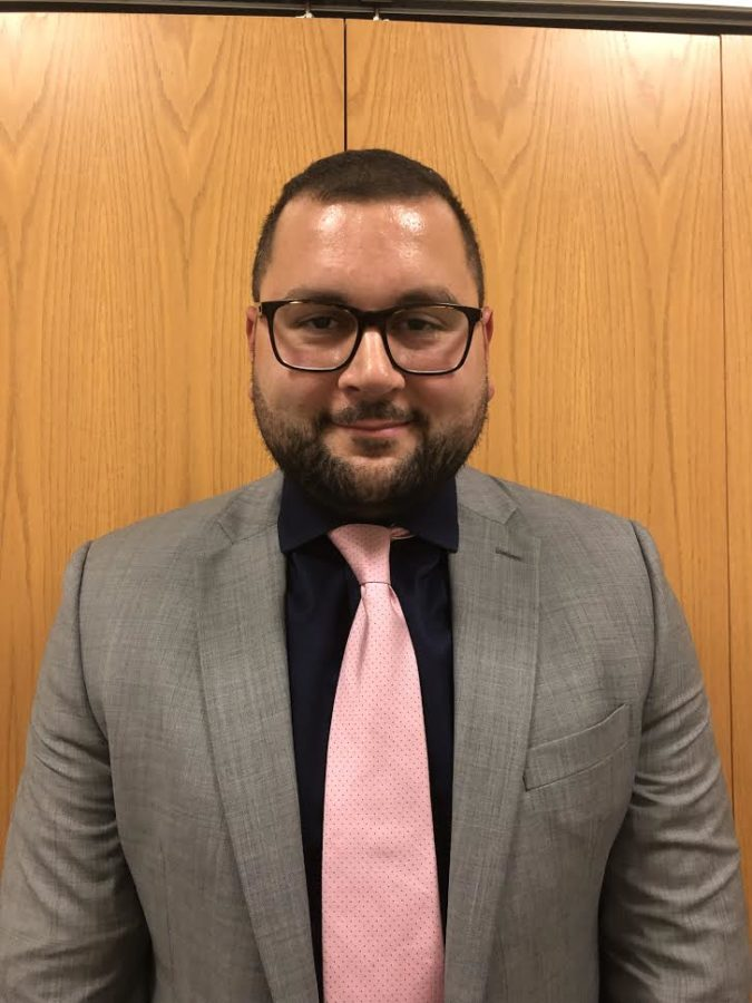 Assistant principal Joseph Sebestyen accepts a job at Hampton School District.