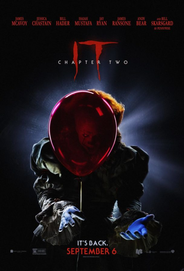 Pennywise+may+not+be+seen+in+his+clown+form+often%2C+but+still+provides+the+scares+in+other+forms.