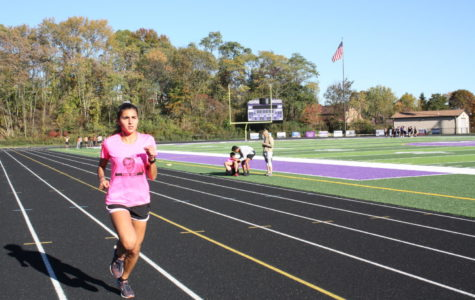 Bolla bolts her way to states