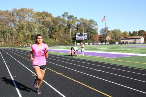 Senior Gina Bolla will be competing at states on Saturday.