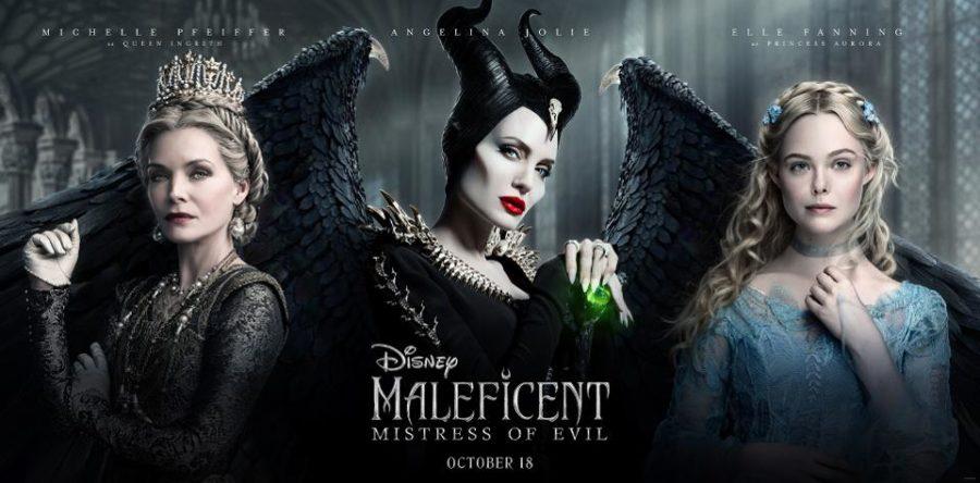 Maleficent: Mistress of Evil puts a twist on the Disney movie Sleeping Beauty.