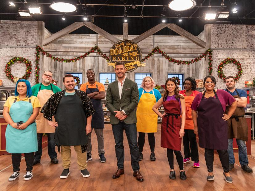 The Food Network offers a variety of specials to celebrate the holiday season.