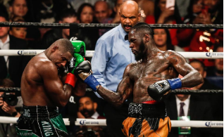 Deontay Wilder is one of the hardest hitters of all time, and is a knockout artist.
