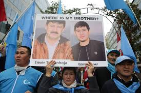 Uighur Muslims in Xinjiang, China are facing a cultural genocide.