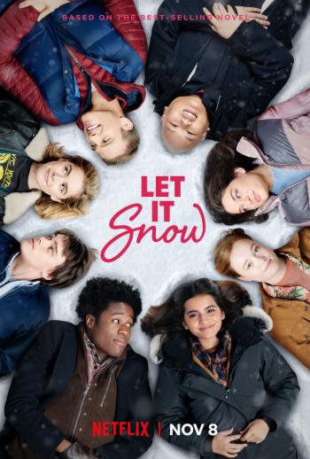 Netflix new Christmas movie has failed to impress as it follows an unoriginal storyline.