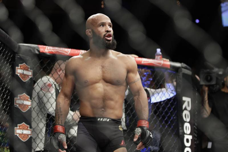 Demetrious+Johnson+is+pound+for+pound+one+of+the+greatest+mixed+martial+artists+of+all+time.