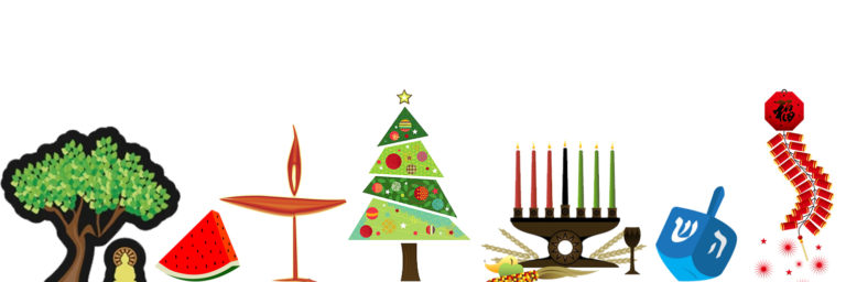 Christmas, while being very popular, is not the only holiday celebrated during this season.