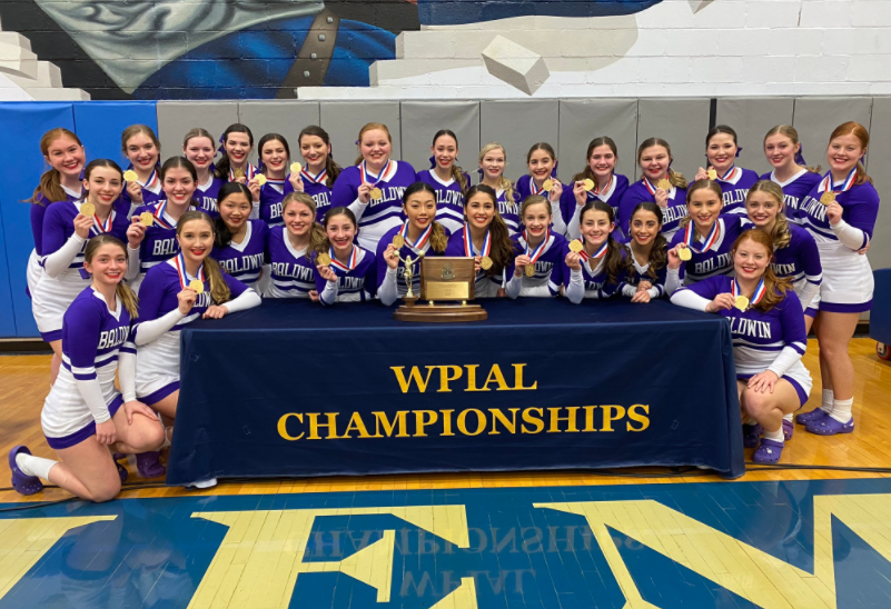 The+competitive+cheer+team+won+the+WPIAL+Championships+for+the+first+time+ever+on+Saturday.+