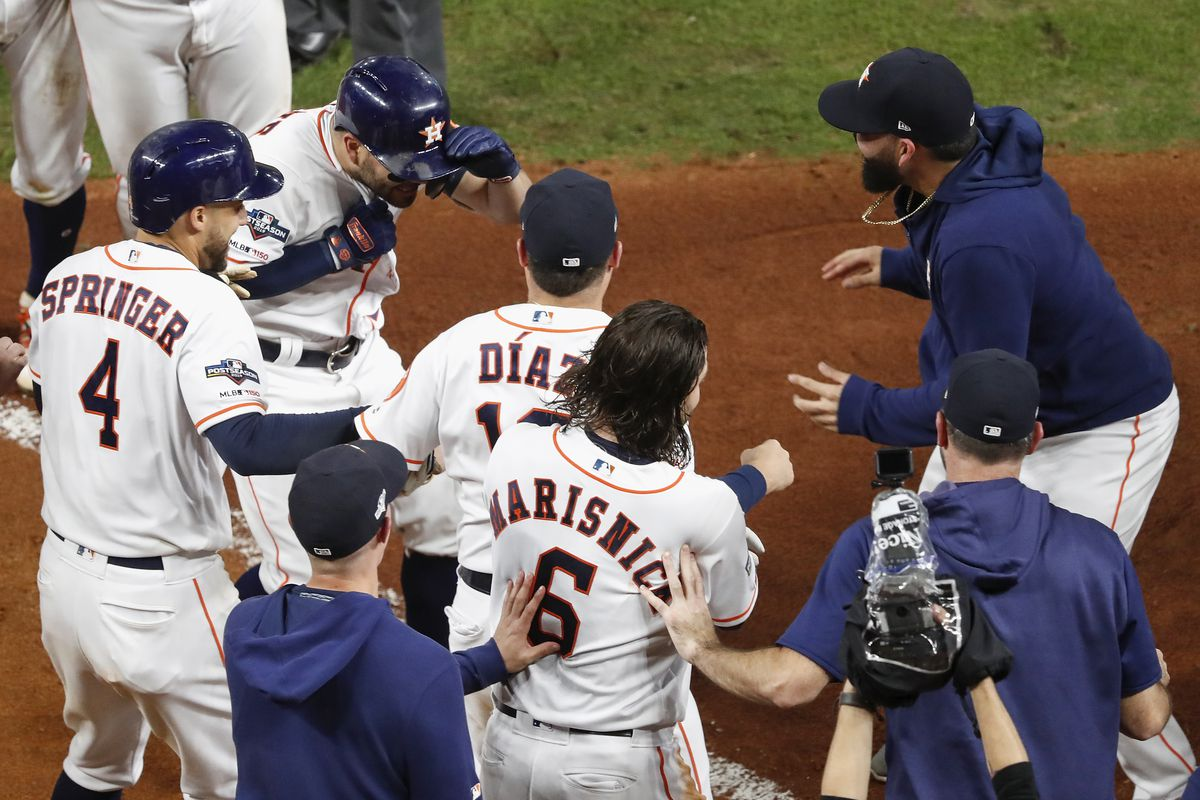 The MLB needs to use the Astros as an example that cheating will absolutely not be tolerated.