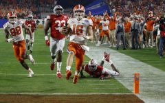 Clemson Will beat LSU and Repeat as National Champs