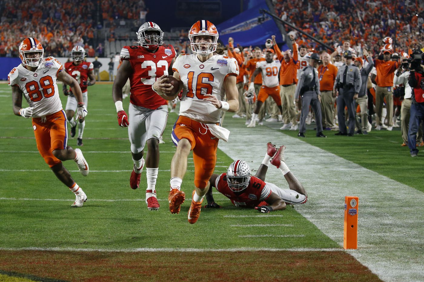 Staff Writer Tyler Zeman thinks Clemson will repeat as National Champions.