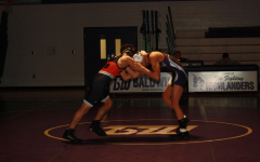 The Baldwin wresting team suffered a loss last night to Bethel Park.