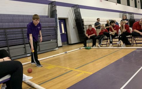 Unified bocce team wins first match of season