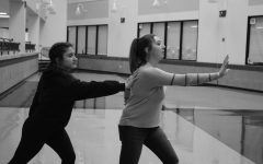 Dance team adds new moves