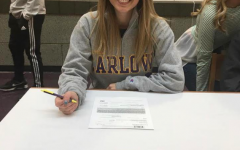 Tori Tamborino will compete with Carlow's track and field team this upcoming school year.