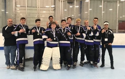 Inline hockey comes back to win third straight championship