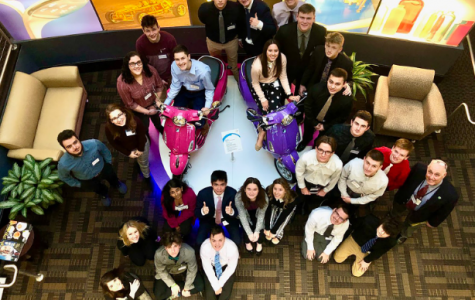 Baldwin and South Fayette students team up with Covestro in an attempt to enact environmental change.