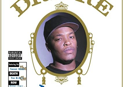 Dr. Dre's first solo album, The Chronic, changed the world of music.