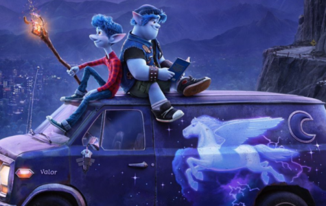 The latest Pixar film, Onward, is available to stream at Disney+.