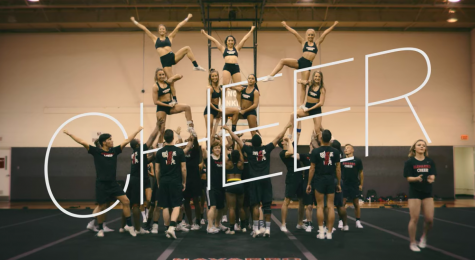 "The six-part docu-series ""Cheer"" follows the journey of the Navarro cheer team."